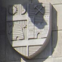 Krassó-Szörény vármegye címere - Budapest, Országház