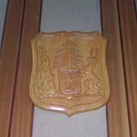 Trencsén címere - Budapest, OSZK