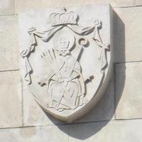 Esztergom vármegye címere - Budapest, Országház