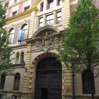 Károlyi palota - Budapest, Reviczky utca