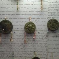 Kettőskeresztes címeres pecsétek - Budapesti Történeti Múzeum 1