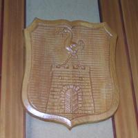 Vas vármegye címere - Budapest, OSZK