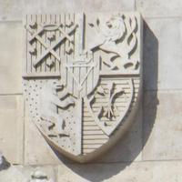 Szeben vármegye címere - Budapest, Országház
