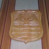 Sáros címere - Budapest, OSZK