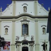 Ferences templom - Budapest, Ferenciek tere