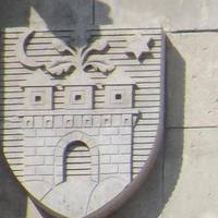 Veszprém vármegye címere - Budapest, Országház