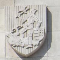 Nyitra vármegye címere - Budapest, Országház