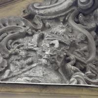 Péterffy címer - Budapest, Péterffy palota