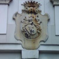 Csáky címer - Budai vár
