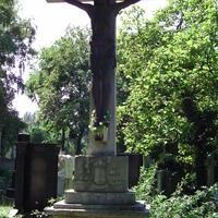 Tóth Tihamér sírja - Budapest, Fiumei úti temető