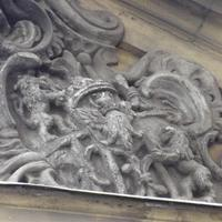 Neffczer címer - Budapest, Péterffy palota