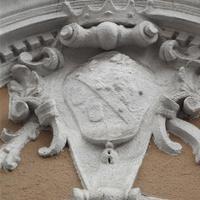 Ismeretlen címer - Budapest, Szondi utca