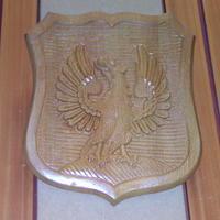Alsó-Fehér címere - Budapest, OSZK