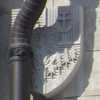 Csík vármegye címere - Budapest, Országház