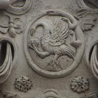 Károlyi címer - Budapest, Múzeum utca (3)