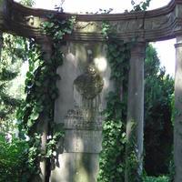 Győry Tibor sírja - Budapest, Fiumei úti temető