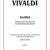 ''IBOOK'' Gloria: SATB With SATB Soli (Orch.) (Latin, English Language Edition) (Kalmus Edition) (Latin Edition). TDIVFIL support cenizas pared United previos