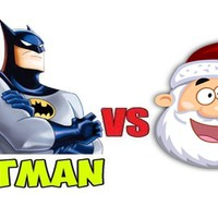Batman VS Mikulás