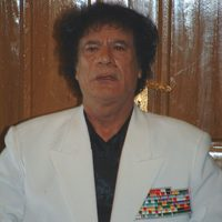 Találkoztam Kadhafival