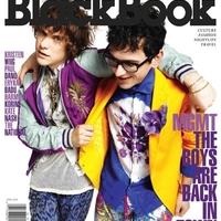Blackbook áprilisi címlap