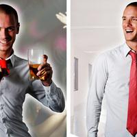 Kétoldalú nyakkendő