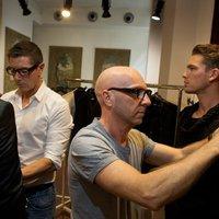 Dolce & Gabbana tavasz-nyár 2010 - a kulisszák mögött