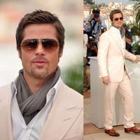 Brad Pitt rózsaszínben