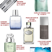 Parfümök tavaszra és nyárra