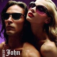 John Galliano eyewear tavaszi előzetes