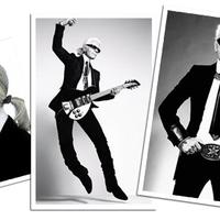 Karl Lagerfeld szinronhang lesz!