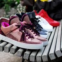 Kanye West LV cipői bevetésen