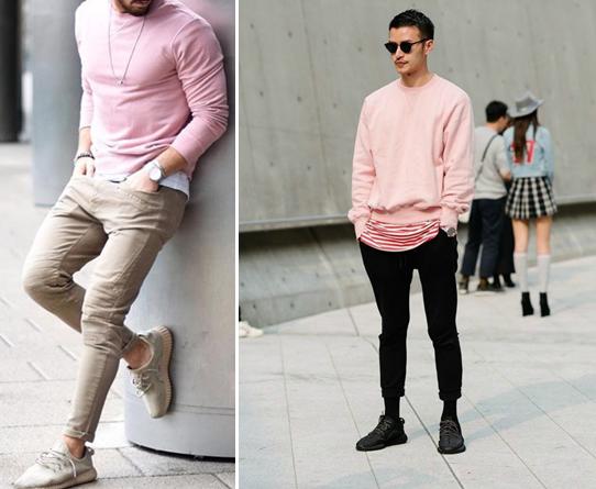 877eb47253 Egyik cikkünk pontosan a pink színről szólt, hogy mennyire divatos tud  lenni a férfiakon, úgy hogy teljesen maszkulin maradsz mellette.