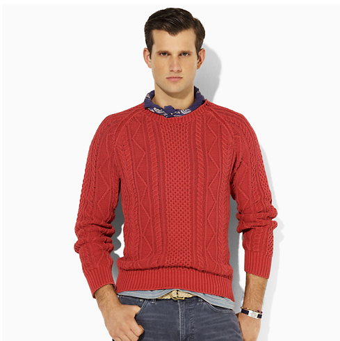Inggallér és pulóver: hogyan? HeStyle