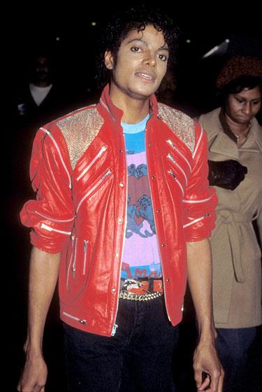 Michael Jackson: A divatikon HeStyle