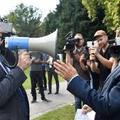 Média-egyensúly az Önkormányzati választáson. 2019 ősz. A kommunikáció láttatás