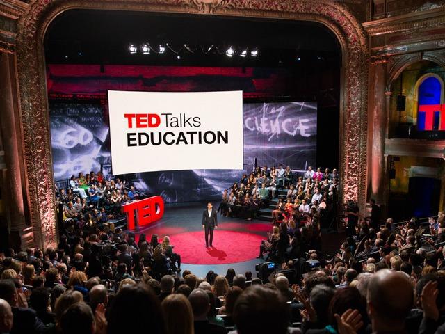 Mitől jók a TED előadói?
