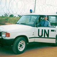 Maradj életben! - interjú egy ex békefenntartóval