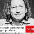 Lelkifröccs Csernustól - borászkodik a legismertebb magyar pszichiáter