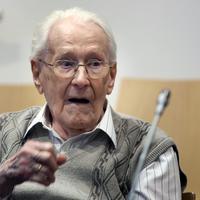 Oskar Gröning, az auschwitzi könyvelő pere (videó)