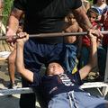 Gyuricska kinyomta a 210 kilót