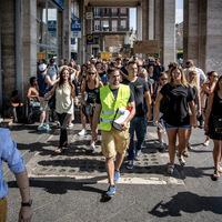 Tüntetés a Bulinegyedért -