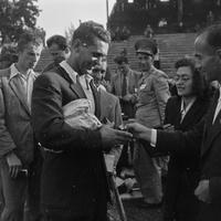 A Klauzál tér olimpiai bajnoka