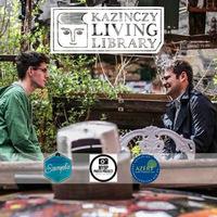 A Kazinczy Élő Könyvtár ismét a Szimpla Kertben! / Kazinczy Living Library in Szimpla Garden again