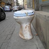Mobil wc-probléma
