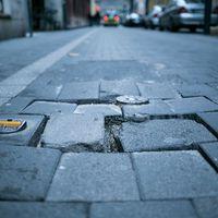 Utcáink állapotáról