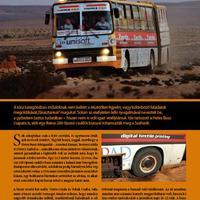 A Hetes Busz az Explorer magazinban
