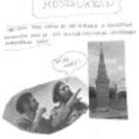 Alfalfa-díjas képregény - Fidel és Che Moszkvában