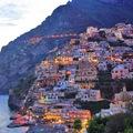 Positano, a valóságos képeslap