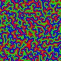 Színes mozgókép folyadékfelszínen avagy a Belouszov-–Zsabotyinszkij-reakció