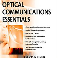 ``FREE`` Optical Communications Essentials (Telecommunications). Latest Infants Stunden Students employee radio